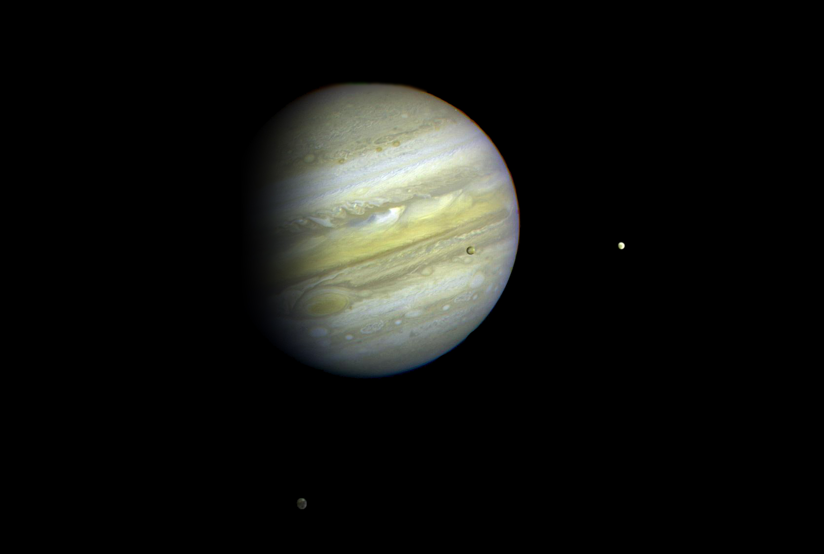 www pictures of jupiter nasa - photo #10